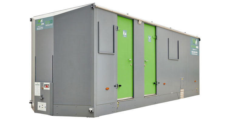 Eco10 Welfare Unit