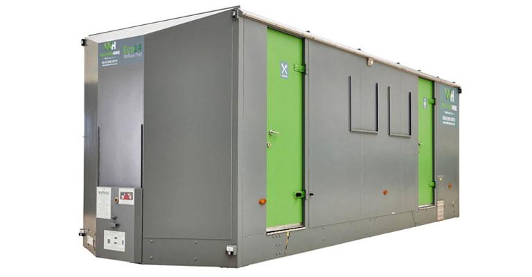 Eco14 Welfare Unit
