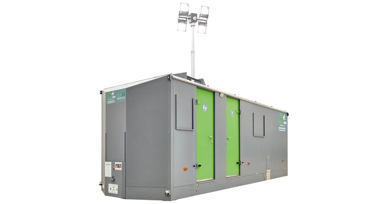 X-Eco10 Welfare Unit