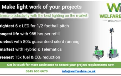 Eco lighting hire