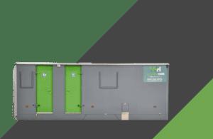 Kelling Group Eco7 Mobile Welfare Unit