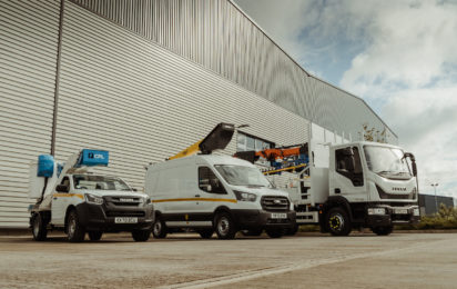 Kelling Group Access Hire Units