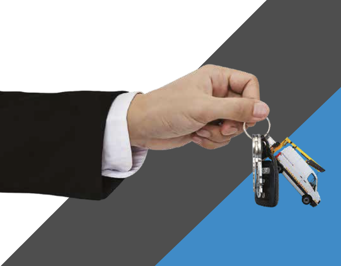 Keys For A Leased Access Vehicle