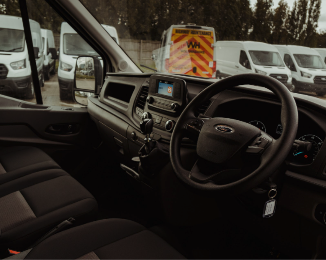 Access Vehicle interior