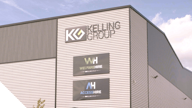 Kelling Group - Welfare Hire/ Access Hire