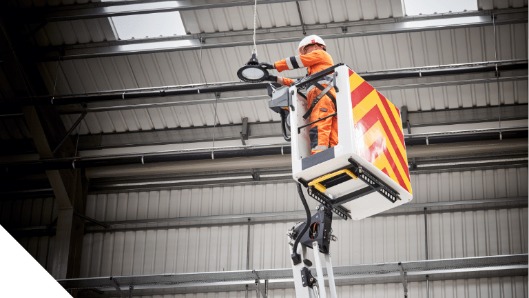 WORKING AT HEIGHT ACCESS PLATFORMS